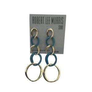 Robert Lee Morris Earrings Statement